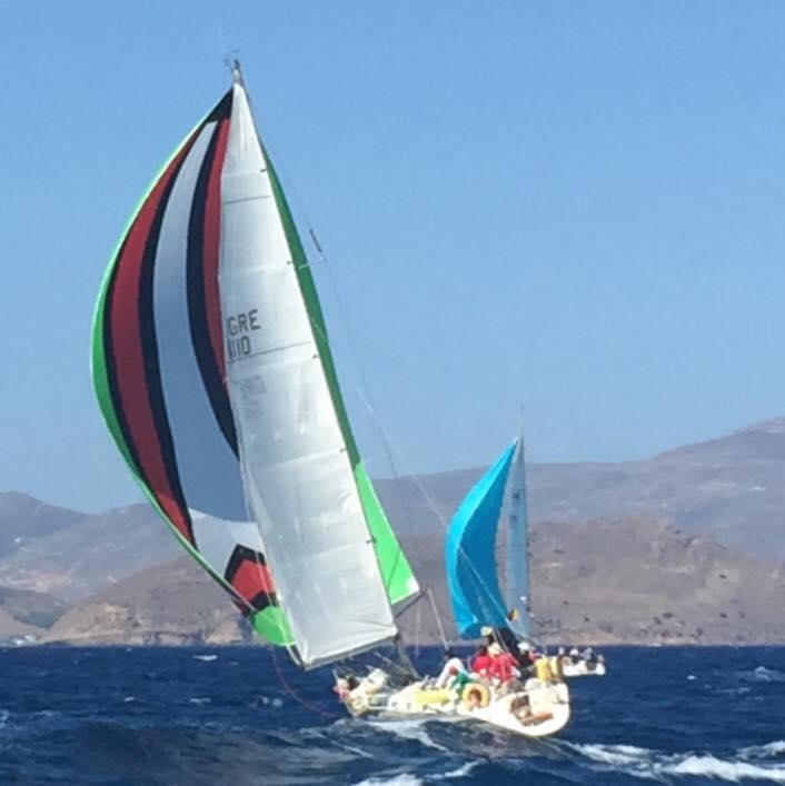 Το ΑΦΡΟΔΙΤΗ – Solaris στην Aegean Regatta